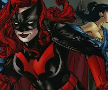 Três vivas para a Batwoman