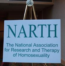 NARTH: articulados contra a diversidade