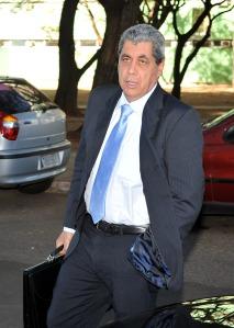 André Puccinelli (PMDB), governador do Mato Grosso. Agora os LGBT mato-grossenses têm um bom nome para <strong>não votar</strong> em 2010